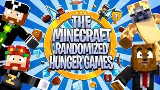 The Minecraft Randomized Hunger Games! #2 - Minecraft Modded Minigames | JeromeASF