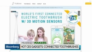 CES 2015: From Connected Cars To Smart Toothbrushes