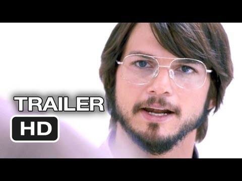 JOBS featuring Ashton Kutcher   Official Trailer 1 | Video