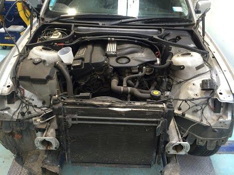 BMW E46 316Ti to 330Ti conversion swap part 2