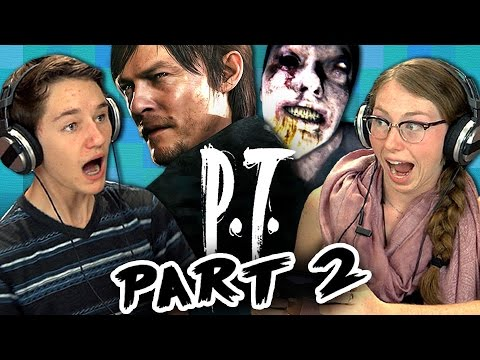 2. - P.T. [PART 1] - http://goo.gl/ntXM2w SUBSCRIBE TO THE REACT CHANNEL: http://goo.gl/c5TeQI Support the REACT channel! Get FREE ANIME! http://crunchyroll.com/React & FREE VIDEO GAMES!