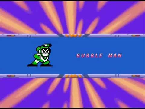 [Mega Man 2] Bubble Man Stage