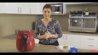 Airfryer - Cleaning & Maintenance | Philips | HR9220