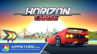 [iOS Game] Làm ma tốc độ với Horizon Chase - AppStoreVn, tin công nghệ, công nghệ mới
