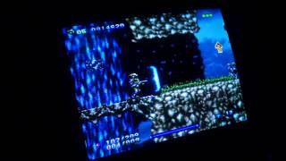 Neo Geo MVS 4 Slot and Gunlord!