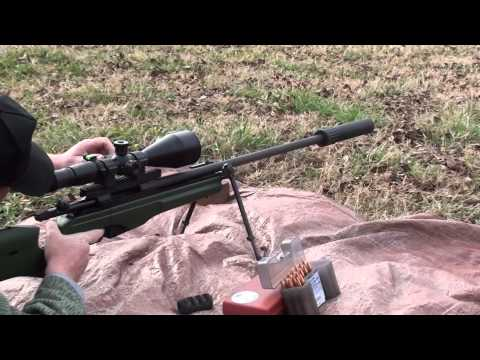 .338 lapua rifles - Most awesome modern rifle I've ever fired...