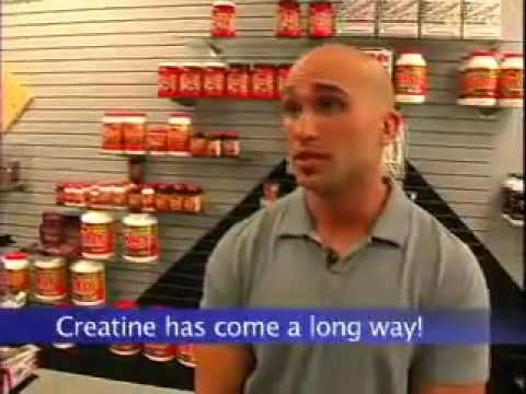 Build Muscle Fast, use Creatine Muscle Builder