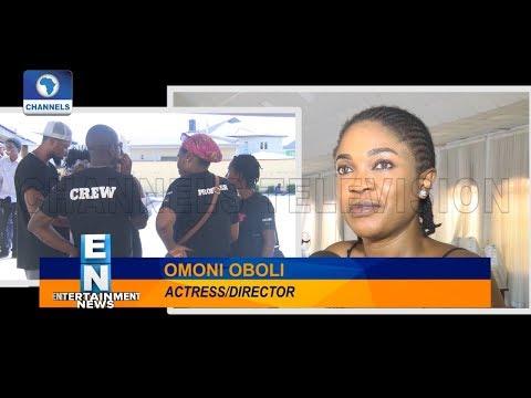Omoni Oboli Wraps Up Shooting Of 'Moms At War' | EN |
