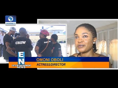 Omoni Oboli Wraps Up Shooting Of 'Moms At War' | EN |