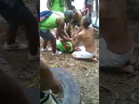 Ponte cai e deixa pessoas morta em Jaguaripe BA