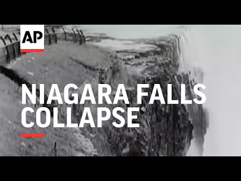 Download Niagara Falls Collapse - 1954 HD Mp4 3GP Video and MP3