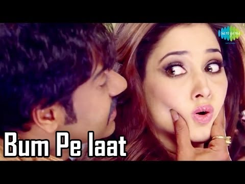 Bum Pe Laat Official New Song Video - Himmatwala - Ajay Devgan & Tamannaah Bhatia