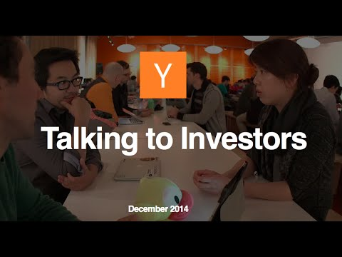 Lecture 19 - Sales and Marketing; How to Talk to Investors (Tyler Bosmeny; YC Partners)