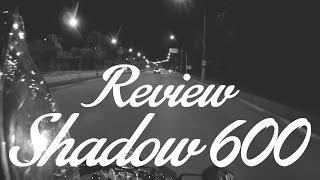 8. Review Honda Shadow 600 - Misfit Kustom