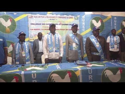 Nord-Kivu : Les membres du parti politique Burec/Nord-Kivu disposés à affronter les élections à venir en RDC.
