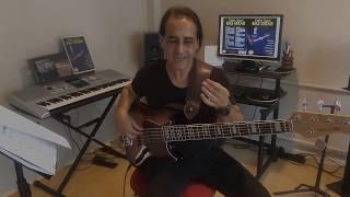 Bas Gitar Sol El çalma tekniği