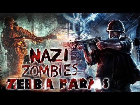 waw - This map has all sorts of awesome custom weapons and even some of my favorite guns from cod 4 and black ops 1. If you want to see more zombie gameplay then s...