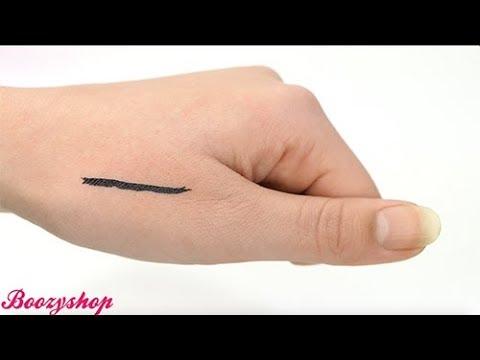 Gosh Gosh Intense Eyeliner Pen Black