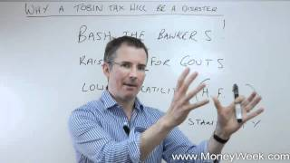 Tobin tax - The Robin Hood tax