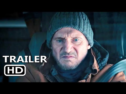 THE ICE ROAD Official Trailer (2021)