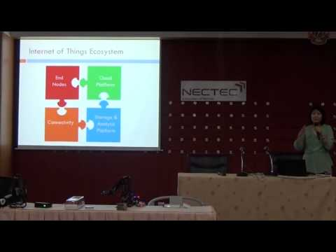 Network Platform for Internet of Everything (NET PIE) ตอนที่ 1