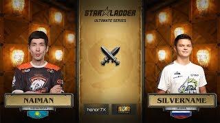 Naiman vs SilverName, game 1