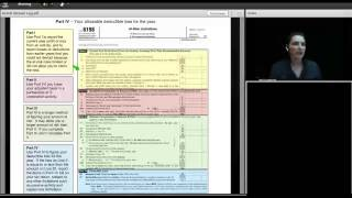 2011 Session 19 - Rental Income Schedule E And Form 4835 For Farm