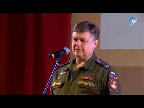 О службе в армии рассказали на мероприятии, посвященном дню призывника