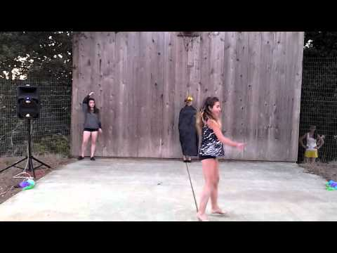 Stubbs Winery-Novato Charter School Girls Dance