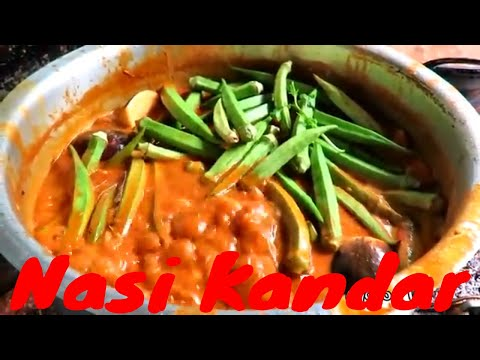 Nasi Kandar Penang, Malaysia // What Happens Inside  A Nasi Kandar kitchen // Penang Food