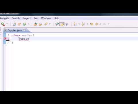 Java Programming Tutorial – 4 – Hello YouTube