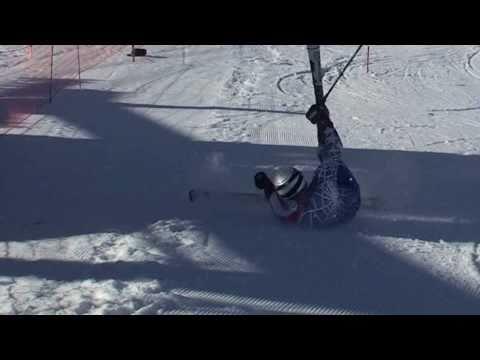 Casque de ski neuf - BOLLE SWITCH PINK HAWAI
