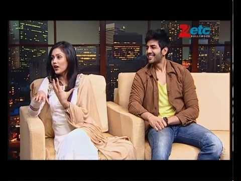 Mishti and Kartik Aaryan - Kaanchi