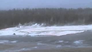 Nov 11, 2012 Upper Gesyer Basin Streaming Camera Captures
