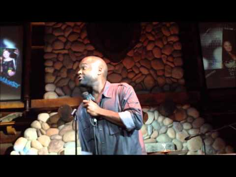 Comedian Jeremiah JJ Williamson @ Jazz and Jokes - Part 1 of 4