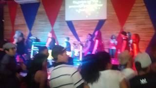 Dança Mil Graus com Presença Profética