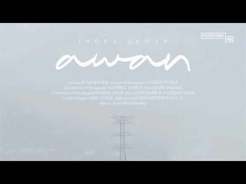 Indra Jaman - Awan (Official Music Video)