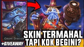 Download Video NEW SKIN BANE! BELI YANG TERMAHAL KOK DAPETNYA MACAM INI! - Mobile Legend MP3 3GP MP4