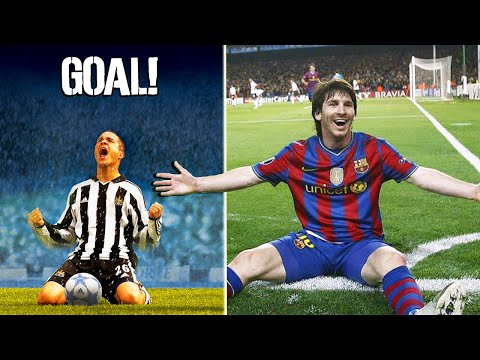 Goal! The Dream Begins ● Movie Vs Real Life