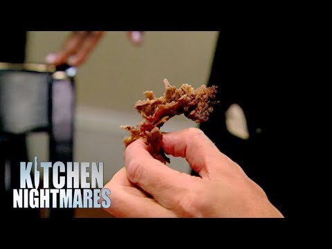 Gordon Ramsay Can't Handle Disgusting BBQ | Kitchen Nightmares