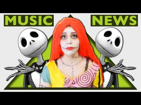 Nightmare Before Music (Music News 29)