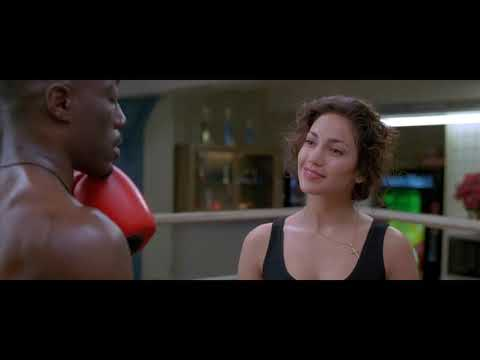 Wesley Snipes & Jennifer Lopez hot interracial in Money Train