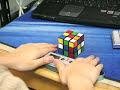 Cubo di Rubik risolto in un attimo