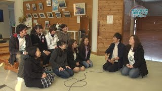 「TJTV」 第10回 【インターン生が帰ってきた~劇団虹へのインタビュー】