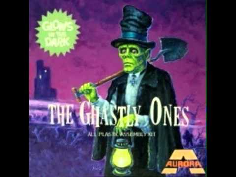 The Ghastly Ones-Fuzzy & Wild