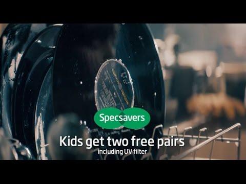 Specsavers - Vinyl