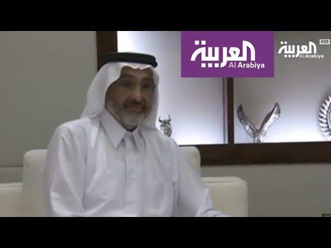 العرب اليوم - شاهد: الشيخ عبد الله آل ثاني وسيط الخير بين الدول