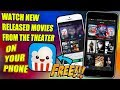 WATCH NEW MOVIES  STRAIGHT FROM THE THEATRE FOR FREE ON YOUR iPHONE!! NEW RELEASES 100% LEGIT
