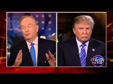 VIDEO: O'Reilly says Trump should be the