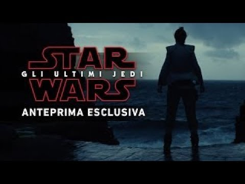 Preview Trailer Star Wars: Gli ultimi Jedi, primo teaser trailer